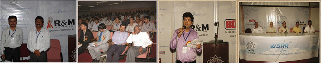 Workshop on Repairs and Rehabilitation