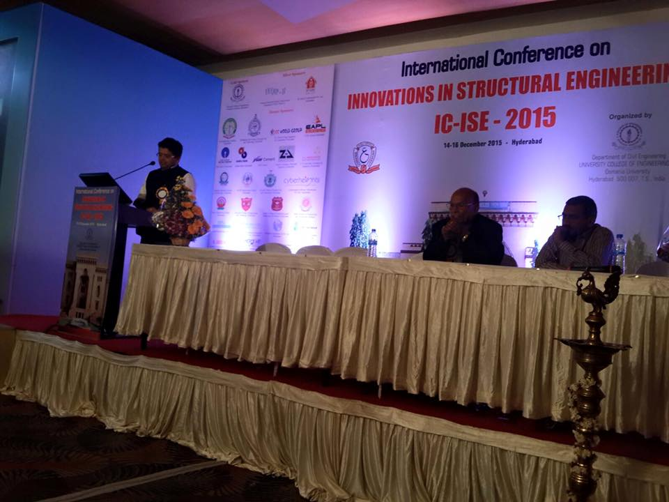 Innovations in Structural Engineering IS-ISE-2015