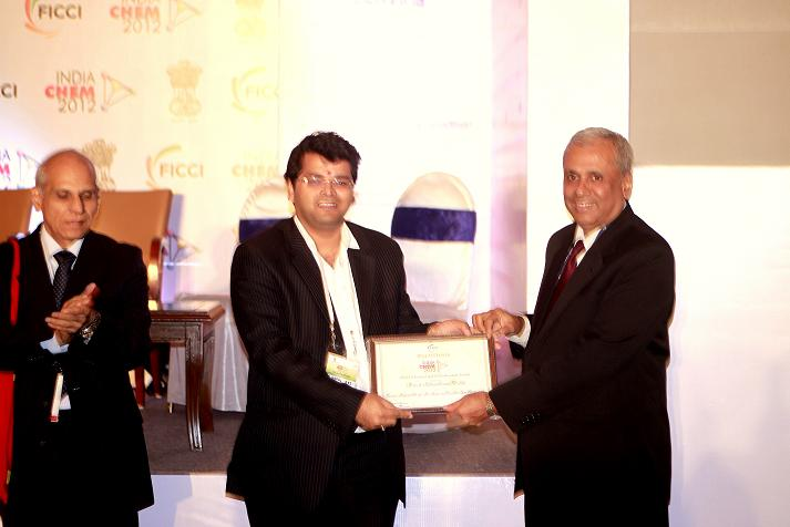 FICCI, Process Innovator of the year at India Chem